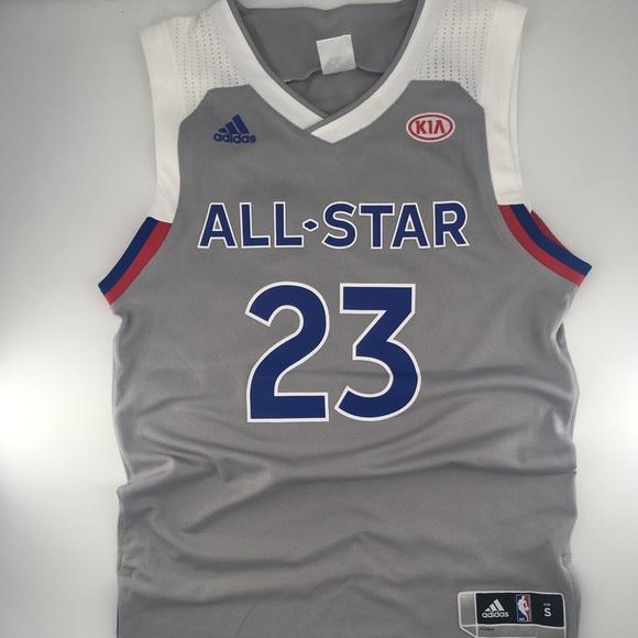Adidas Lebron James East 2017 NBA All Star Jersey